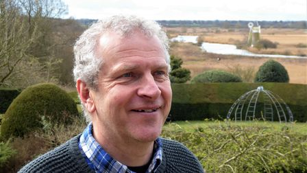 Simon Partridge, director of How Hill at Ludham