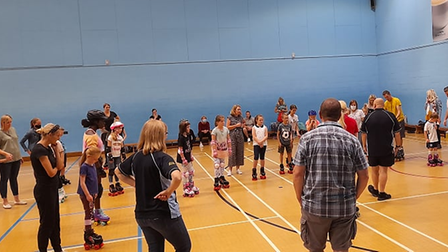The St Neots Crazy Skaters club, based at One Leisure,held its open day on Saturday September 4.