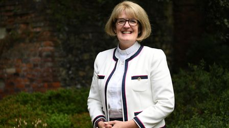 The Venerable Jo Kelly-Moore, Archdeacon of Canterbury, has been named by HM The Queenas the next Dean of St Albans.