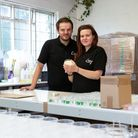Ipswich home aromas business Cosy Aromas owners Paul and Tamar Mayne