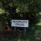 The property is above a restaurant in Deadman's Cross, just outside Shefford
