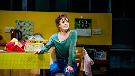Amy Ellen Richardson (Margaret) in the Everybody's Talking About Jamie Tour