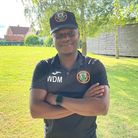 Huntingdon Town manager Wilkins Makate has seenhis team makean incredible start to the new season.