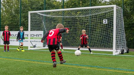 The new 3G pitch in Saffron Walden is now in use!