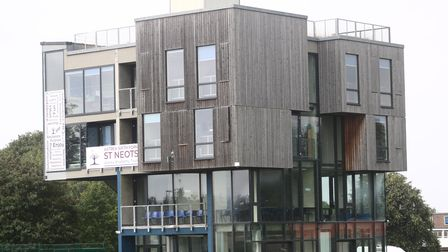 St Neots Hockey Club will benefit from the use ofAstrea Sixth Form Centre after games.