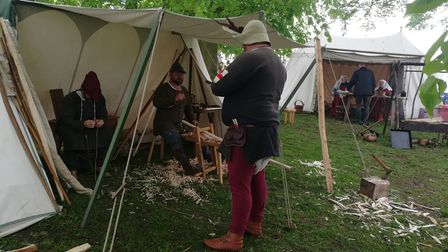 You will be transported back to the 14th century at the upcoming medieval weekend in Norwich.