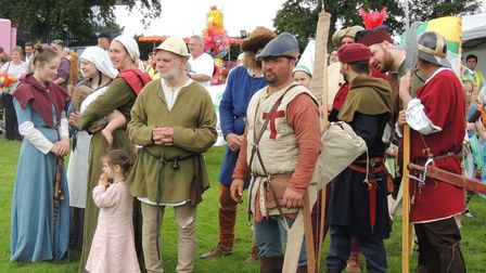 A medieval weekend is coming to Norwich as part of the Norfolk Heritage Open Days programme.
