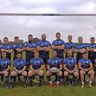 St Neots Rugby Club's1st team men's team known as (The Saints)