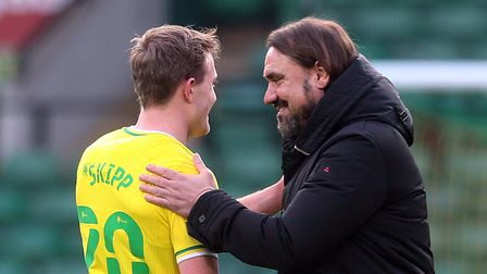 OllySkipp has established himself at Tottenham in the early weeks of the new season after a loan spell with Norwich City