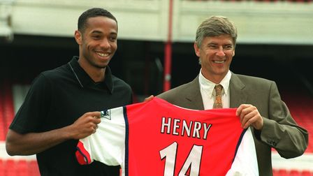 Arsene Wenger brought success to Arsenal with the signing of players likeFrench international striker Thierry Henry