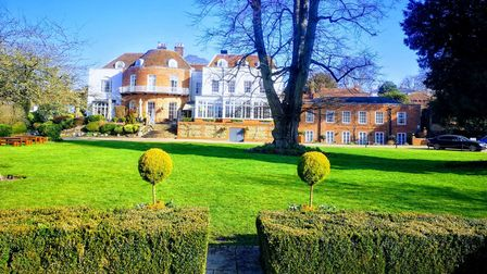 St Michael's Manor in St Albans