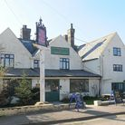 File photo of the Old Hall Inn at Sea Palling, when it was operating as a pub.