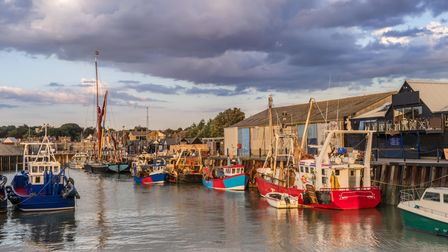 Whitstable is a small fishing port and holiday resort on the Kent coast