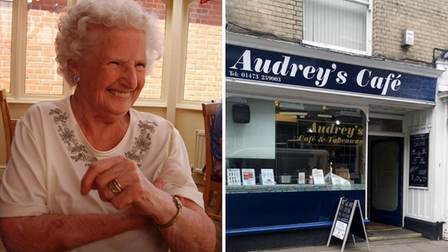 Willy's and Milly's in Ipswich has been named after Audrey Abbott.
