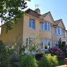 This well-presented house in Totnes Road, Paignton, is on sale at £279,000.