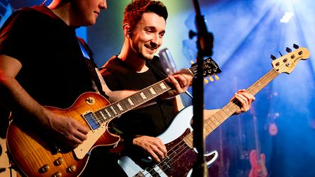 The Story of Guitar heroes will be performed at Weston's Playhouse Theatre.