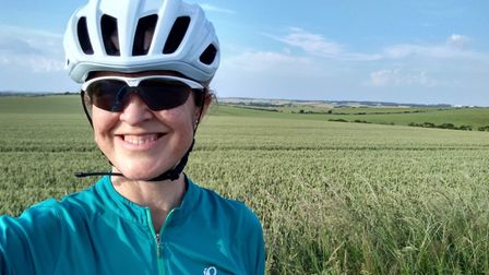 Ian and Jenni Rodd are taking on a cycle challenge for Kidney Research UK