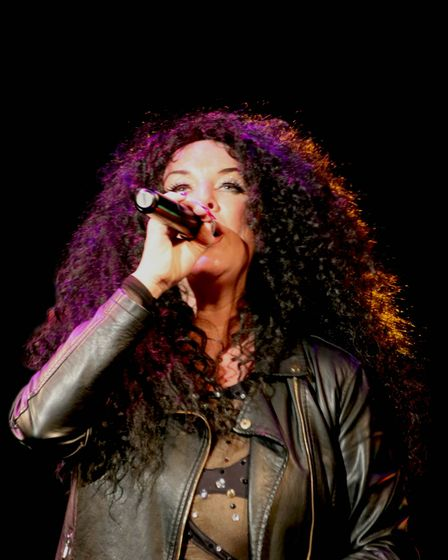 Kerry Carlton as Cher in Strong Enough, coming to the Spa Pavilion in Felixstowe