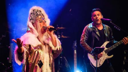 Strong Enough, a tribute to Cher, is coming to the Spa Pavilion in Felixstowe