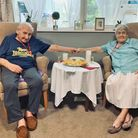 The Laurels Care Home date night