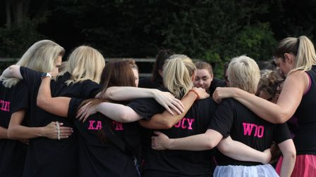 Chic netball team organised the 24-team tournament in memory of their teammate, who sadly died of breast cancer aged 32