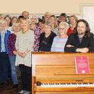 Harpenden Choral Society is holding an open rehearsal of Haydn's Creation