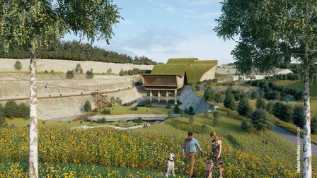 A consultation of the Valley Ridge plans launches after Easter with a view to submitting a new plann