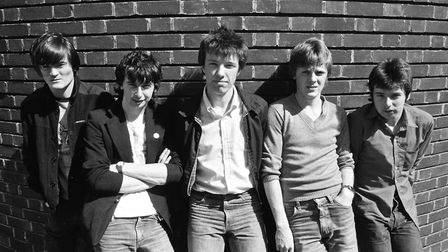 The Undertones. 15th May 1980. (Photo by Bill Kennedy/Mirrorpix via Getty Images)
