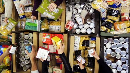 Weston families to miss meals due to Universal Credit cut