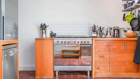 hand crafted kitchen solid oak