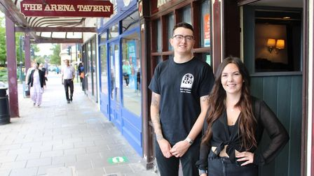 The Arena Tavern is set to celebrate 30 years of trading