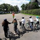 Year 4, 5 and 6 pupils at Bedwell School in Stevenage had the opportunity to learn to rideor improve their cycling skills
