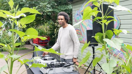Entertainment was put on by DJ Victor 'Afro' Anderson