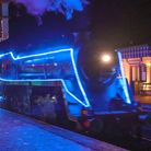 The North Norfolk Railway's 'Norfolk Lights Express' service is back this Christmas