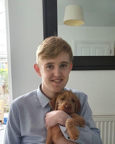 Determined not to let his CRPS hold him back, Jack Puttock is crowdfunding £50,000 for treatment in Arkansas