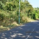 The footpath and cycle path known as The Trams in Lowestoft, forms part of theGreat Eastern Linear Park.