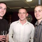 Drinkers at the Old Rep in Ipswich in 2003