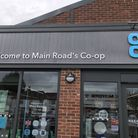Co-op store opening