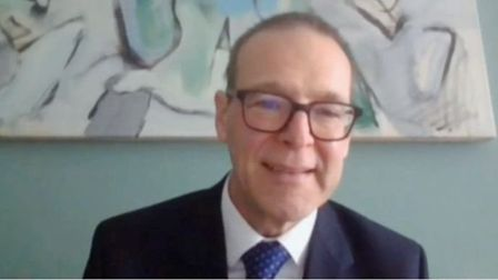 Sir Simon McDonald will step down as permanent under secretary and head of the diplomatic service at