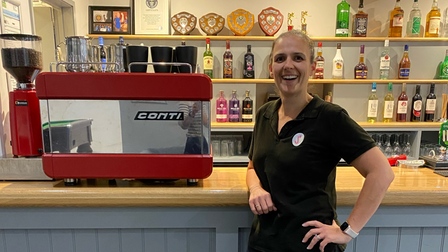 Sarah's Coffee Shop in Capel St Mary village hall will help tackle loneliness from the coronavirus pandemic