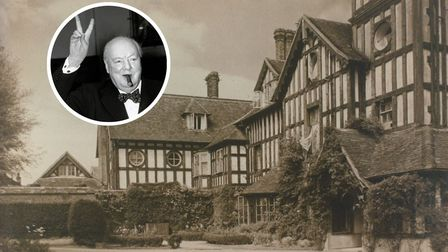 Sir Winston Churchill has an intriguing connection the Sea Marge Hotel, which is marking 25 years under its current owners.