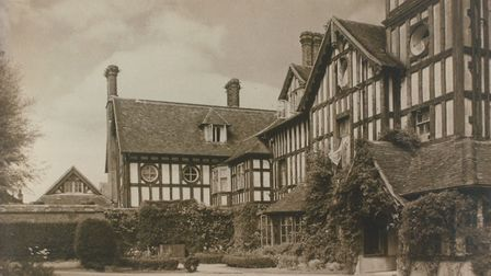 The Sea Marge Hotel in the 1930s.