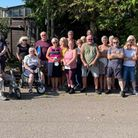 Residents at Eynesbury'sMobile Home Park in St Neots are being charged £18 for water