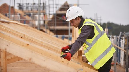 Five-star housebuilder Lovell has started work at St Edmund's Park in Acle, which will bring 69 new