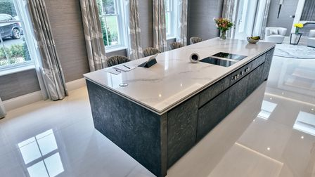 Stone countertop for your kitchen island from stoneCIRCLE in Basingstoke