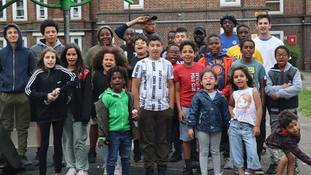 The programme was sponsored by Young Hackney.