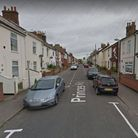 A vehicle parked on Princes Road, Lowestoft had its bodywork dented as well as having two tyres punctured.