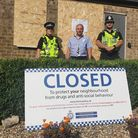 Residents in and around Brighton Way in Stevenage lodged complaints about anti-social behaviour and drug-related crime