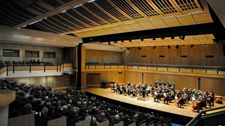 A feast of world-class artists and ensembles encompassing classical, jazz and folk will perform at Saffron Hall.