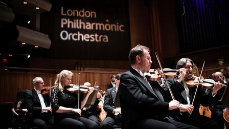 The London Philharmonic Orchestra will perform at Saffron Hall.